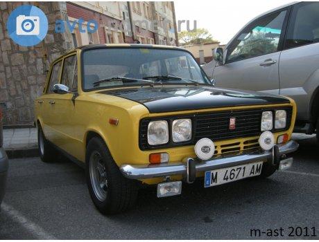 Fiat 124 прижился не только в